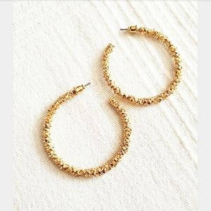 Jewelry - Golden Age collection// faux gold earrings